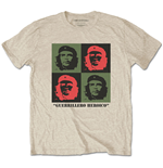 Camiseta Che Guevara unisex - Design: Blocks