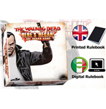 Juego De Mesa The Walking Dead HERE'S Negan