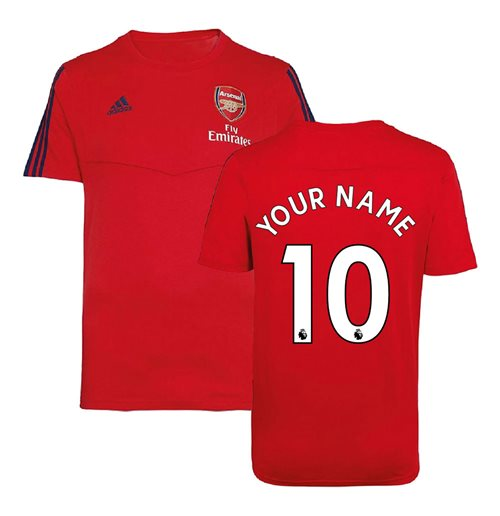 Camiseta Arsenal 2019-2020 personalizable