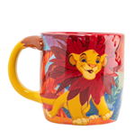 Taza El rey León  - Simba Mug Shaped (Boxed)