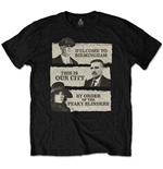 Camiseta Peaky Blinders : This Is Our City