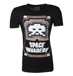Camiseta Space Invaders 374445