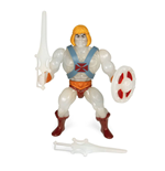 Masters of the Universe Figura Vintage Collection Wave 4 Glow-in-the-Dark He-Man 14 cm