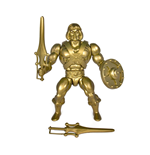 Masters of the Universe Figura Vintage Collection Wave 3 Gold He-Man 14 cm