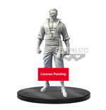 One Piece Stampede Estatua PVC DXF Grandline Men Smoker 17 cm