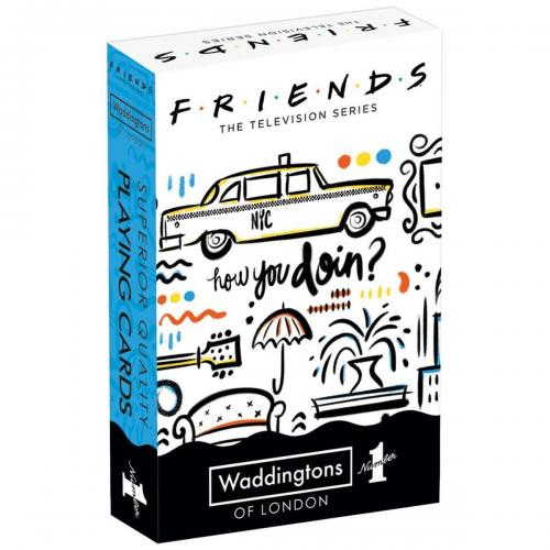 Cartas Friends 376840