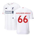 Camiseta Liverpool FC 2019-2020 Away