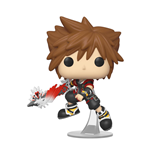 Kingdom Hearts 3 POP! Disney Vinyl Figura Sora w/Shield 9 cm
