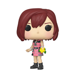 Kingdom Hearts 3 POP! Disney Vinyl Figura Kairi w/Hood 9 cm
