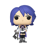 Kingdom Hearts 3 POP! Disney Vinyl Figura Aqua 9 cm