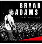 Vinilo Bryan Adams - Best Of Live At The Palladium 1985