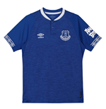 Camiseta Everton 2018-2019 Home
