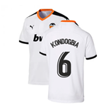 Camiseta Valencia 2019-2020 Home