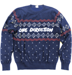 Sudadera One Direction Christmas Jumper