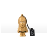 "Memoria USB ""Star Wars C-3PO"" 8 Gb"