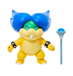 World of Nintendo Figura Ludwig with Magic Wand 8 cm