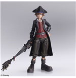 Kingdom Hearts III Bring Arts Figura Sora Pirates of the Caribbean Ver. 15 cm