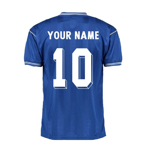 Camiseta Everton Home personalizable