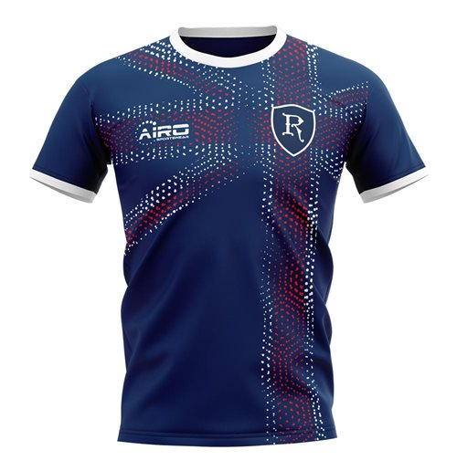 Camiseta Glasgow Rangers 2019-2020 Home