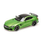 MERCEDES BENZ AMG GT R GREEN 2017
