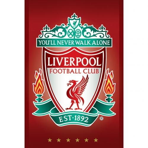 Póster Liverpool FC