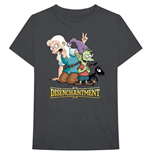 Camiseta  Disenchantment Unisex: Group