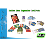 Juego De Guerra Fww  Raiders Wave Expansion Card Pack