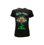 Rick and Morty Camiseta - RAM4.NR