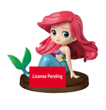 Disney Minifigura Q Posket Ariel Story of the Little Mermaid Ver. A 7 cm