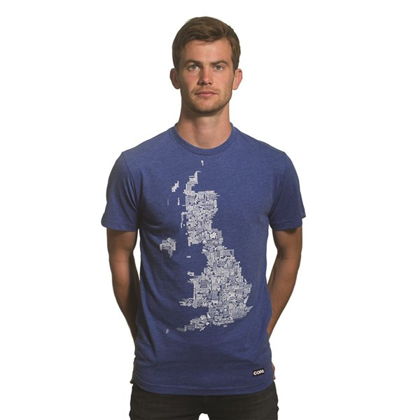 Camiseta UK Grounds