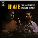 Vinilo Don Rendell-Ian Carr - Change Is