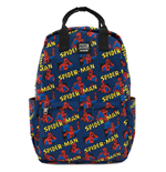 Marvel by Loungefly Mochila Spider-Man AOP
