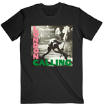 Camiseta The Clash  Unisex: London Calling