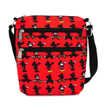 Disney by Loungefly Cartera para Pasaporte Mickey Parts AOP