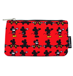 Disney by Loungefly Bolsa de Cosmética Mickey Parts AOP