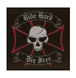 Parche Generic Patches RIDE HARD, DIE FREE
