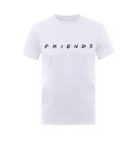 Camiseta Friends LOGO Gildan  64000