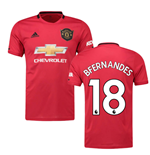 Camiseta Manchester United FC 2019/20 Home