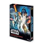 Star Wars Libreta Premium A5 A New Hope VHS