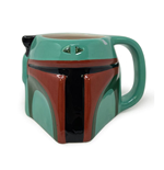Star Wars Taza Shaped 3D Boba Fett