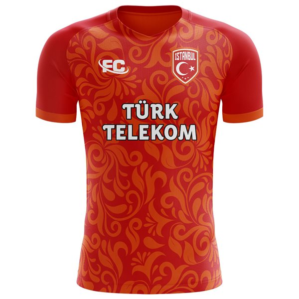 Camiseta Galatasaray 2018/19 Home