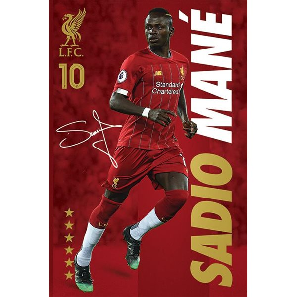 Póster Liverpool FC 391768