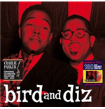 Vinilo Charlie Parker & Dizzy Gillespie - Bird And Diz [Ltd.Ed. Red Vinyl Lp]