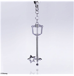 Kingdom Hearts Llavero metálico Keyblade Starlight