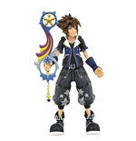 Kingdom Hearts 3 Select Figura Wisdom Form Toy Story Sora 18 cm