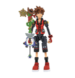 Kingdom Hearts 3 Select Figura Valor Form Toy Story Sora 18 cm