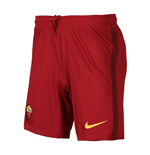 Shorts AS Roma 2020/21 Home (Rojo)