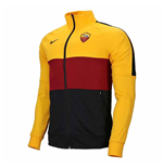 Chaqueta AS Roma 2020/21 (Oro)