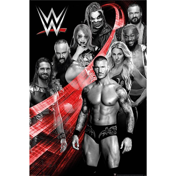 Póster WWE  Superstars 230
