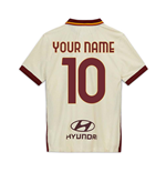 Camiseta 2020/21 AS Roma Away personalizable